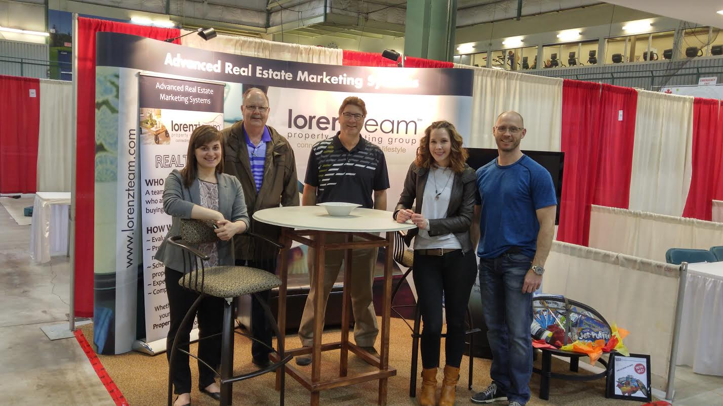 Trade Show Group Photo