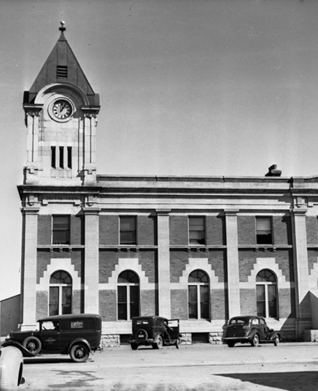 Fun Fact Friday! Edmonton Strathcona Public Building History