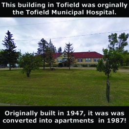 Tofield Place Apartments