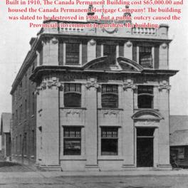 Edmonton Canada Permanent Building