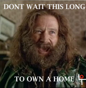 JUMANJI – REAL ESTATE STYLE