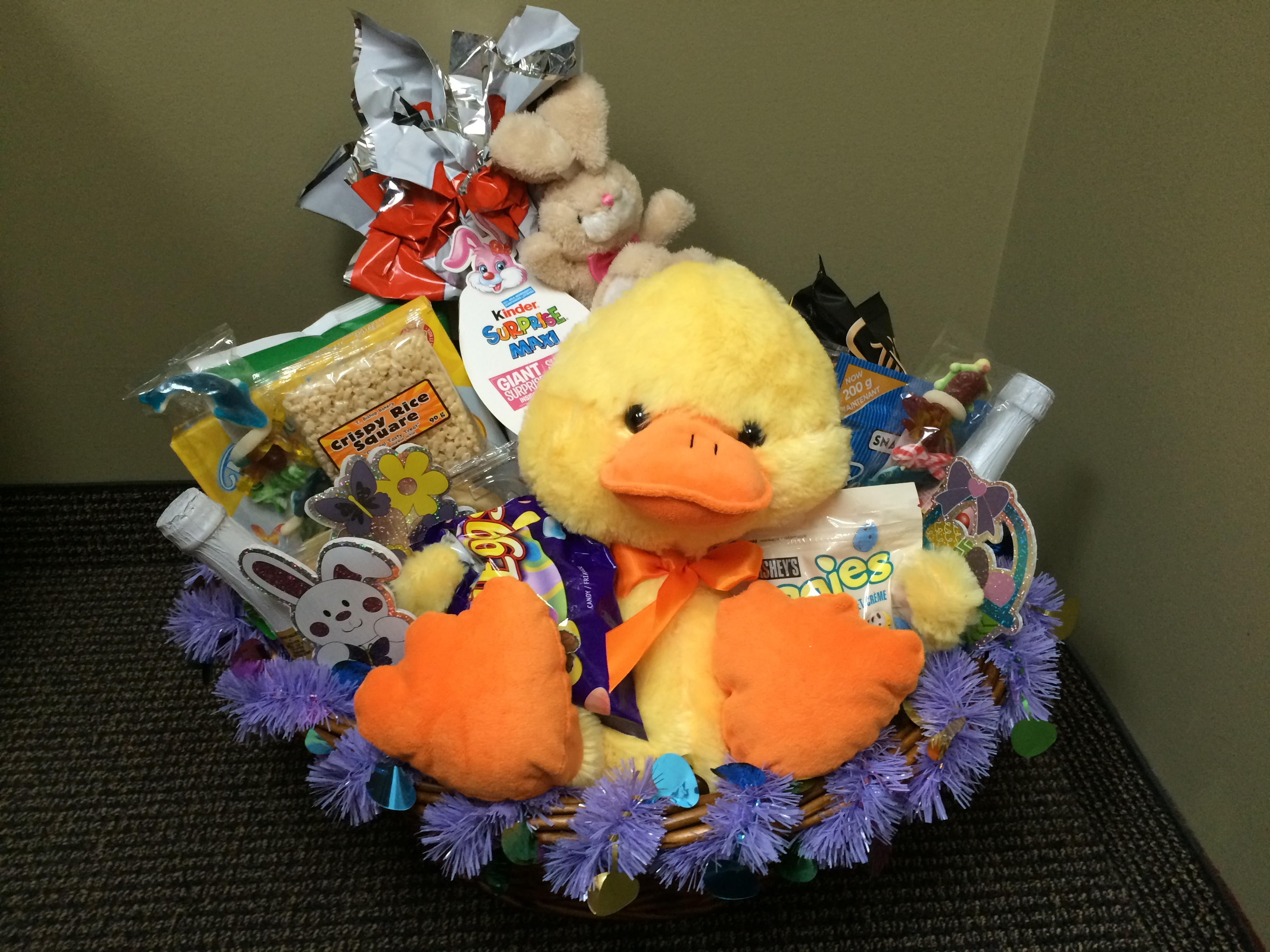 Easter basket giveaway the lorenzteam to enter to win this awesome easter basket come and visit us at booth 103 negle Choice Image