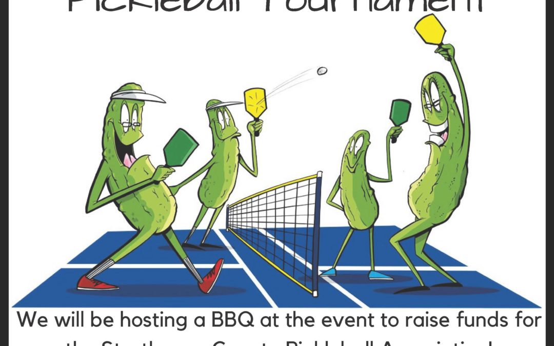 2nd Annual Sherwood Park Pickleball Tournament