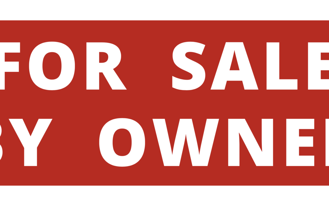 Thinking About Selling By Owner in Canada?
