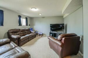 Living Room- Basement