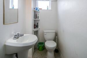2pc Bathroom- Basement