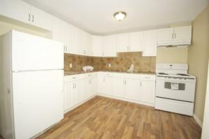 Fourplex Unit 4 Kitchen