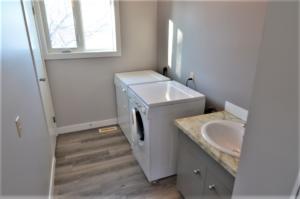 Laundry- Main Floor