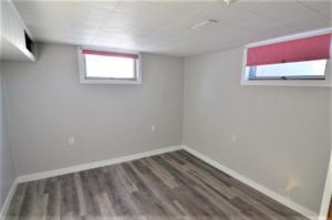 Bedroom 3- Basement