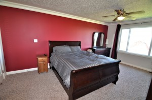 master bedroom- upper level