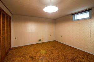 Bedroom- Baement