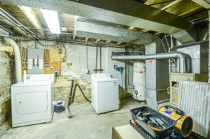 8132 Laundry Area / Basement